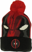 Deadpool Woven Head Cuff Beanie