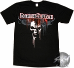 Death Clutch Skull T-Shirt Sheer