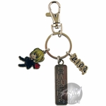 Death Note Keychain
