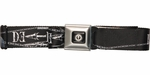 Death Note L and Light Seatbelt Mesh Belt