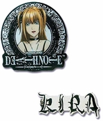 Death Note Misa Kira Pin Set