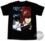Death Note Pair T-Shirt