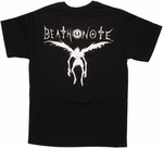 Death Note Ryuk Silhouette T Shirt