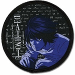 Death Note Staring Patch