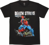 Deathstroke Cover T-Shirt
