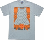 Deathstroke New 52 Costume T Shirt