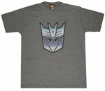Decepticon T-Shirt Sheer