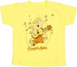 Dennis the Menace Guitar Infant T Shirt