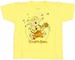 Dennis the Menace Guitar Toddler T Shirt