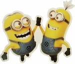 Despicable Me High Five Minions Magnet