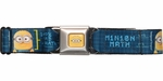 Despicable Me M1N10N Math Seatbelt Mesh Belt