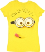 Despicable Me Minion Baby Tee