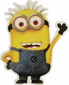 Despicable Me Minion Wave Magnet