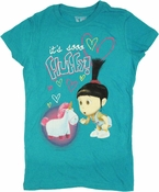 Despicable Me So Fluffy Baby Tee