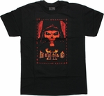 Diablo 2 Cover Art T Shirt