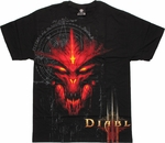 Diablo 3 Face T Shirt