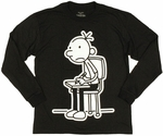 Diary of a Wimpy Kid Desk Long Sleeve Youth T Shirt