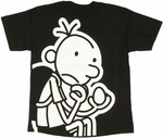 Diary of a Wimpy Kid Egg Youth T Shirt