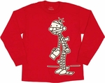 Diary of a Wimpy Kid Greg Long Sleeve Youth T Shirt
