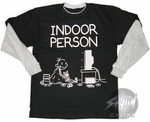 Diary of a Wimpy Kid Indoor Long Sleeve Youth T-Shirt