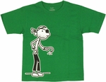 Diary of a Wimpy Kid Pirate Youth T Shirt