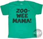 Diary of a Wimpy Kid Zoo Wee Mama Youth T-Shirt