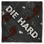 Die Hard Broken Glass Bandana