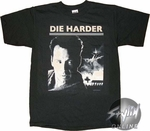 Die Harder Poster T-Shirt