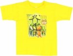 Dinosaur Train Group Toddler T Shirt