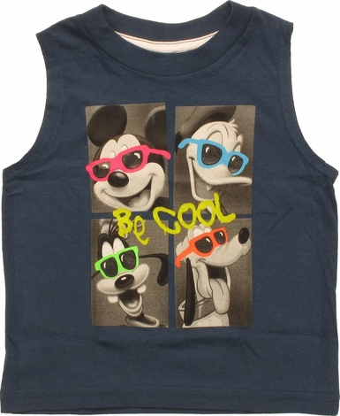 Disney Be Cool Four in Shades Tank Infant T-Shirt