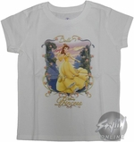 Disney Belle Girl Youth T-Shirt