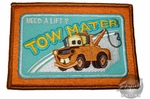 Disney Cars Tow Mater Patch