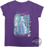 Disney Cinderella Girl Youth T-Shirt