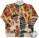 Disney Collage Track Jacket
