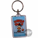 Disney Donald Drops Keychain