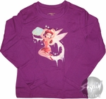 Disney Fairies Rosetta Long Sleeve Youth T-Shirt
