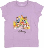 Disney Group Youth T Shirt