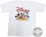 Disney Group Youth T-Shirt