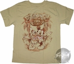 Disney Hula Hut Youth T-Shirt