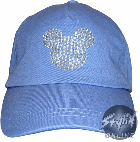 Disney Mickey Mouse Logo Youth Hat