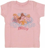 Disney Princess Beauty Youth T Shirt