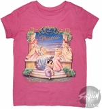 Disney Princess Group Youth T-Shirt