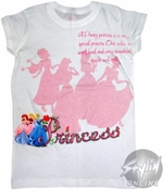 Disney Princess Special Youth T-Shirt