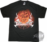 Disturbed Fire T-Shirt