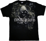 Disturbed Guy T Shirt