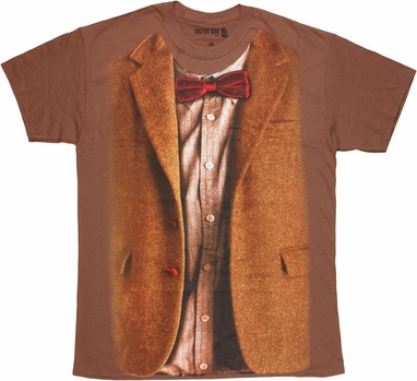Doctor Who 11th Doctor Costume T Shirt