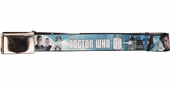 Doctor Who Charcter Group Mesh Belt
