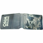 Doctor Who Cyberman Duo Travel Pass Holder