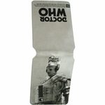 Doctor Who Cyberman Travel Pass Holder