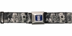 Doctor Who Cybermen Seatbelt Mesh Belt